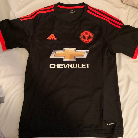 Adidas Manchester United Third Jersey Medium